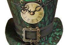Clockpunk/steampunk