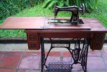 Maquina de costura (Luiza)
