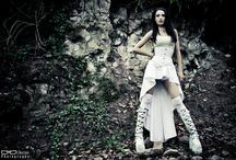 Elphaï Couture - My work (with photographer)