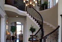 Foyers dream house