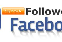 Facebook Followers / Boost your Facebook Followers which makes you look like a celebrity. Facebook Subscribers also helps to get more traffic to your profile page.