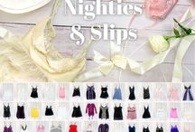 Our Wardrobe: Nighties and Chemises