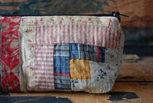 Quilts / Upcycled quilts