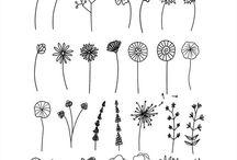 kukkia ja puutarhoja