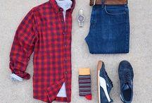 Kombinieren von Outfits