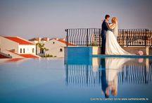 Nunta la malul marii / nunta pe plaja, beach wedding