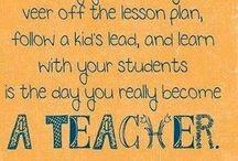Pedagogy ❤️ the art of teaching  / by Hannah Shirley