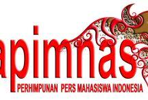 RAPIMNAS PERHIMPUNAN PERS MAHASISWA INDONESIA / acara yang dilakukan di UNIVERSITAS TRUNOJOYO MADURA