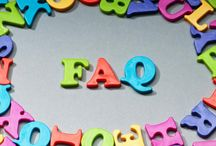 """Frequently Asked Questions """"FAQ"""" / We are always being asked the same questions from parents looking for childcare for their babies, toddlers or pre schoolers.  We thought it maybe beneficial to post some of these questions."""