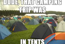 Camping Quotes & Funny Jokes