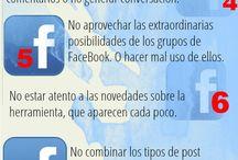 Redes sociales: Facebook / Sobre comunicación, estrategias social media y herramientas sobre Facebook
