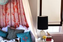 > colorful bedrooms <