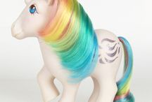 Ponys in love