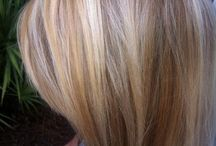 Hair Ideas / by Brianne Mikels