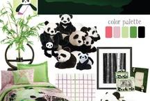 Panda. / by Shelby Wilson