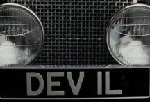 cruella deville once upon a time devil / DeVil