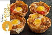 Canastilla de huevo
