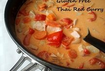 Gluten Free Dinners / Tons of Gluten Free Dinner Ideas (some even Dairy Free too!)
