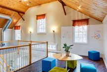 Conference and Collaboration Areas / Infinity Group is offering FREE office design consultations to Connecticut businesses! Sign up today: http://infinitygroupus.com/contact-us/