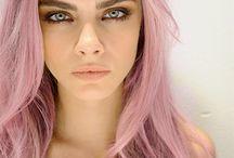 hår farge