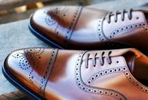 Wing Tip & Oxford Drama / World of shoes. The good ones.