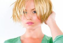 hairstyles / by Dari Rowen