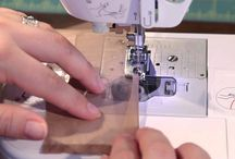 Sewing Video Tutorials that are helpful / Tutorials on how to use all of those neat machine attachments....and general machine knowledge
