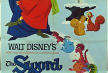 W. Disney - Sword in the Stone - 1963