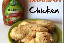 Crock pot recipes / by Ashley Valenzuela