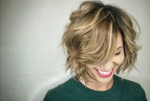 Short Hair / Don't be scared! Make the chop. These are some of our favorite short cuts.