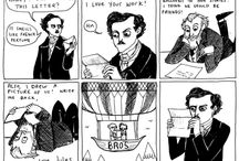 Comics / by Leda Sostoa