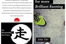 Mezamashii Run Project