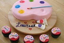 Cake Decorating / by Misty Johnson