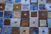 quilting / by Mary Lewis