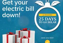 25 Days 25 Reasons To Go Solar 2016
