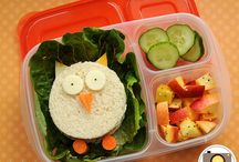 school lunch ideas / by Amber Cooper