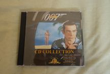 James Bond 007 CD Collection Soundtrack