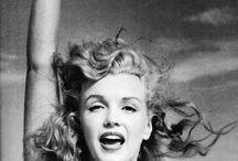 Marilyn  / by Tracy Hunt
