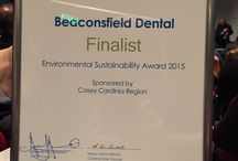 Beaconsfield Dental Casey Cardinia Business Awards / Environmental Sustainability Category Finalist