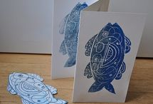 Printing Ideas / I love teaching my students many printing techniques through a variety of creative lessons. These are fabulous! / by Art Lessons For Kids