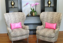 My obsession with chairs / by Valerie Walters