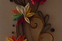 quilling art technique