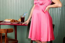 maternity dresses / rockabilly pinup maternity dresses by TiCCi Rockabilly Clothing