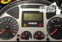 Iveco - naprawa elektroniki samochodów ciężarowych / Elektronika w Twojej ciężarówce Iveco szwankuje? Naprawiamy sterowniki silników, panele sterujące oraz liczniki. Wystarczy wysłać do nas uszkodzony moduł lub podjechać na warsztat.