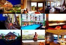 Hotel and Villa
