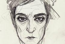 sketch d
