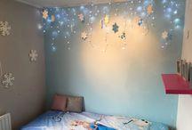Zoë's Frozen room