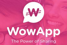 WowApp - The Power of Sharing