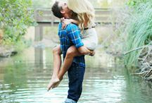 Couple Photography Poses / by Cailey Hutson