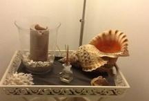 Shells decoration / Shells Decoration